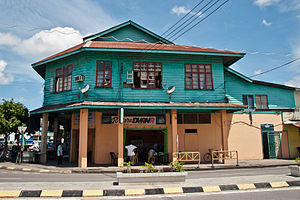 Papar, Malaysia - Image: Papar Old Town