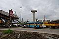 Parama-Park Circus Flyover Under Construction - Parama Island - Kolkata 2012-07-31 0521.JPG