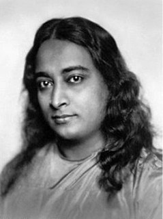 Paramahansa Yogananda 20th-century Indian yogi and guru