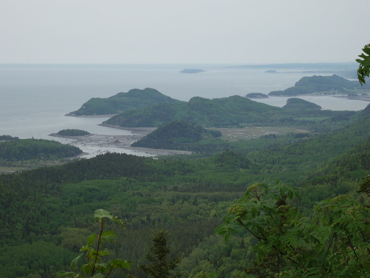 Bic national park wikidata for Parc national du bic
