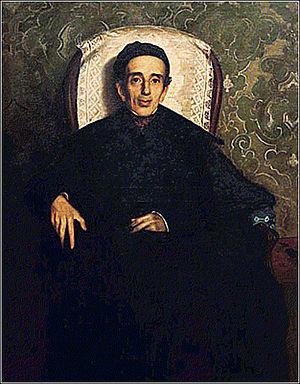 Felipe Pardo y Aliaga - Felipe Pardo y Aliaga.  Portrait by Francisco Laso