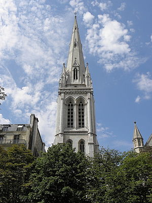 American Cathedral In Paris Wikipedia