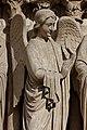 Paris - Cathédrale Notre-Dame - Portail de la Vierge - PA00086250 - 002.jpg