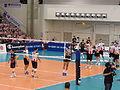 Paris Volley Resovia, 24 October 2013 - 11.JPG