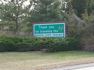 Thank You for using the G.S. Parkway
