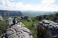 Catimbau національний парк розташований