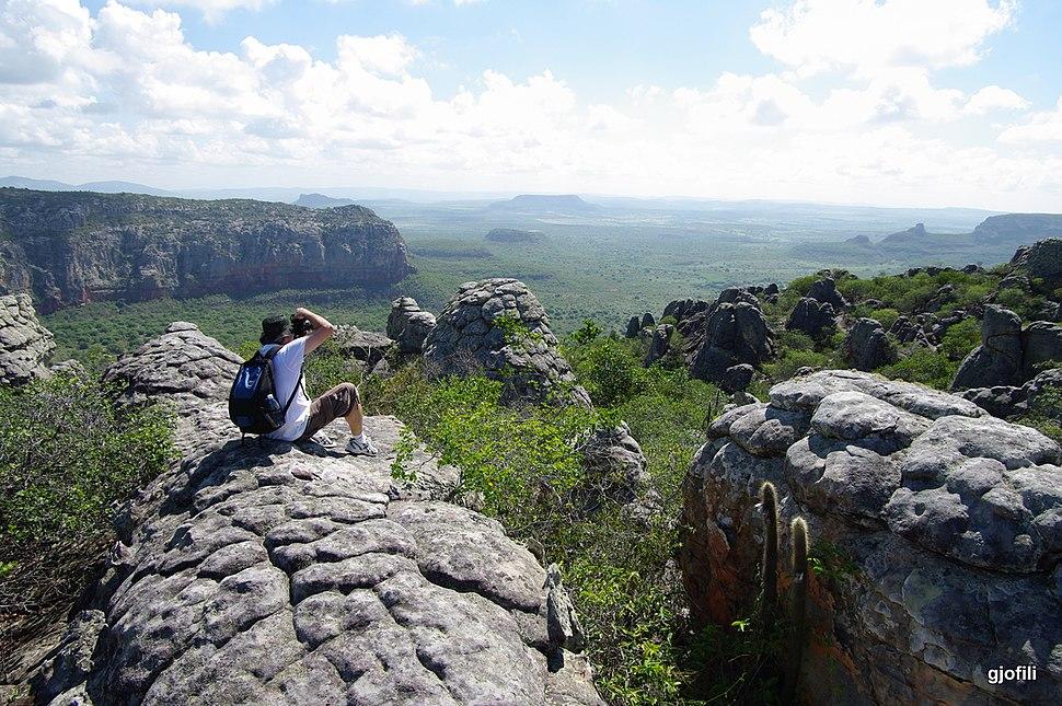 Parque Nacional do Catimbau - Pernambuco - Brasil