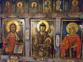 Part of the iconostasis of St. Petka Church in Doleni.jpg