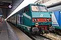 Passenger train at Venezia Santa Lucia train station.jpg