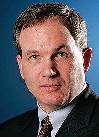 Former U.S. Attorney Patrick J. Fitzgerald