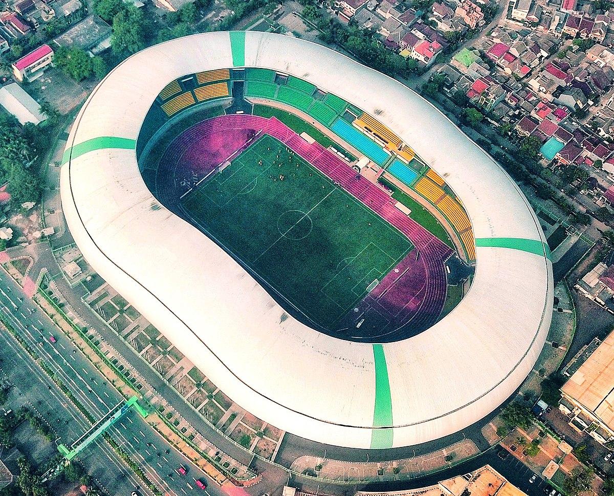 Jakarta International Stadium Image: Patriot Stadium (Indonesia)