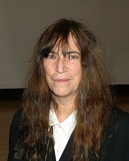 Patti Smith 2 2011 Shankbone.jpg
