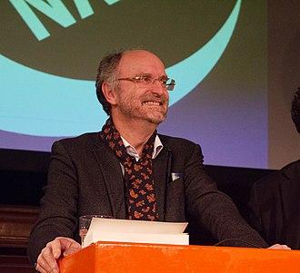 Paul Cliteur - Cliteur at the Debate Night of Arminius, 2014.