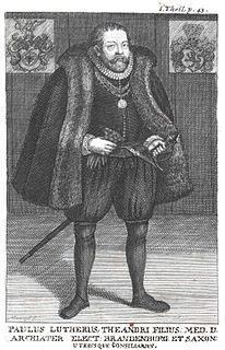 Paul Luther German scientist