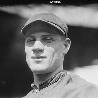 Paul Strand (baseball) - Image: Paul Strand