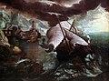 Paul bril, il naufragio di giona, 1600 ca. 02 nave.jpg