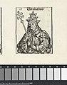Paus Vitalianus Vitalianus (titel op object) Liber Chronicarum (serietitel), RP-P-2016-49-60-10.jpg