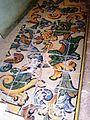 Pavimento del '700 B - chiesa di san Gennaro - Cerreto Sannita.JPG