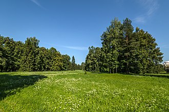 Pavlovsk Park - Pavlovsk Park in summer