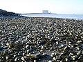 Pebble beach, Stolford - geograph.org.uk - 1104841.jpg