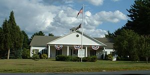 Pembroke, Massachusetts - Pembroke Town Hall