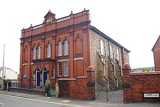 Rhosllanerchrugog - Penuel Welsh Baptist Chapel, 1856-9