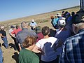 People gathering for Cimarron National Grassland Celebration at Cimarron National Grassland (df16347f78384ba2b06aabf38a985112).JPG