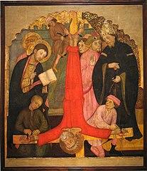 Crucifixió de Sant Pere
