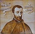 Pere Joan Perpinyà, plafó ceràmic a Alacant.JPG
