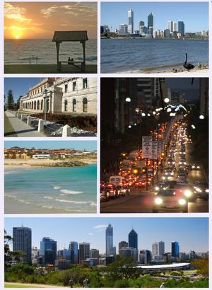 Perth (Australie-Occidentale)