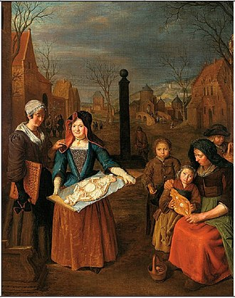 Pieter Snyers - Aquarius or the month of January