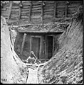 Petersburg, Va. Entrance to mine in Fort Mahone, intended to undermine Fort Sedgwick LOC cwpb.02575.jpg