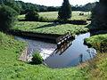 Petit barrage sur L'Airon.JPG