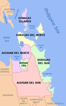 Blank Physical Map Of Middle East Caraga - Wikipedia