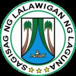 Offizielles Siegel der Provinz Provinz Laguna