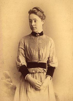 Philippa Fawcett - Philippa Garrett Fawcett (1868-1948)