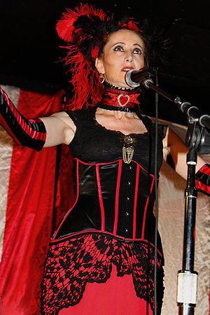 Veronique Chevalier - Veronique Chevalier, July 24, 2010, Club Chrononaut, San Diego, CA