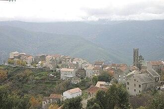 Piedicorte-di-Gaggio - A view of Piedicorte-di-Gaggio
