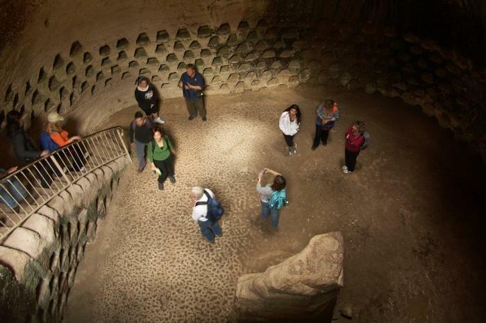 PikiWiki Israel 1762 Archeological sites of Israel המערה הפולנית