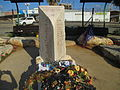 PikiWiki Israel 37951 Dolphinarium Massacre Memorial in Tel Aviv.JPG