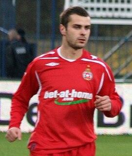 Piotr Brożek Polish footballer