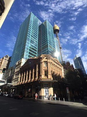 Stockland Glasshouse - Image: Pitt Street Mall, Sydney 04