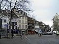 Place Jeanne-d'Arc, rue de la Grenouillère, synagogue (Colmar) (1).JPG