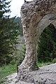 Plain de Saigne, Überreste der Torfseilbahn 1.jpg