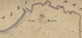 Plan cadastrale du château de Pont-Muzard.png