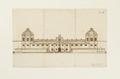 Planerad sjögård vid Skoklosters slott, från 1669 - Skoklosters slott - 98133.tif