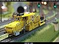 Plasser & Theurer USP 2000 SWS DB Bahnbau Kibri 16060 Modelismo Ferroviario Model Trains Modelleisenbahn modelisme ferroviaire ferromodelismo (14150518301).jpg