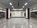 Platform of Hefei South Railway South Square Station 4.jpg