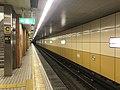 Platform of Kire-Uriwari Station 3.jpg