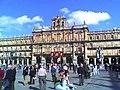 Plaza Mayor Salamanca XV Cumbre Iberoamericana.jpg